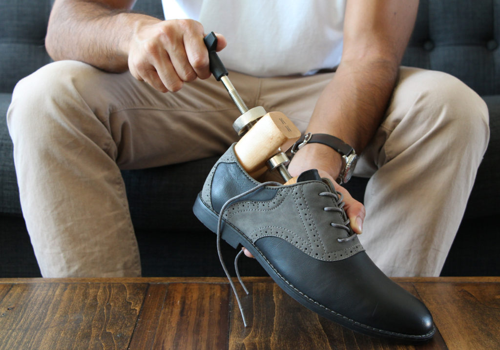 How to Use a 2-Way Shoe Stretcher | the