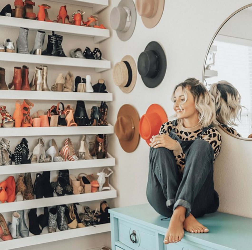 Shoe Storage Ideas Making The Most Of Small Rooms And Closet Spaces